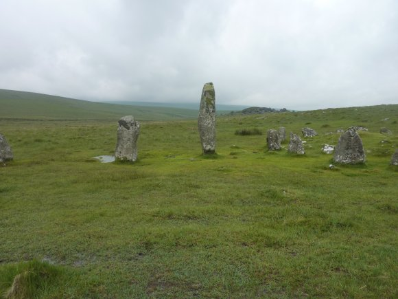 standing stones on dartmoor 22