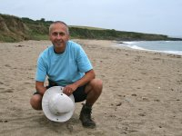 Paul Simmons, walking guide in Cornwall