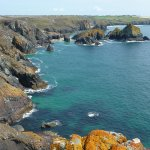 rill point to kynance cove